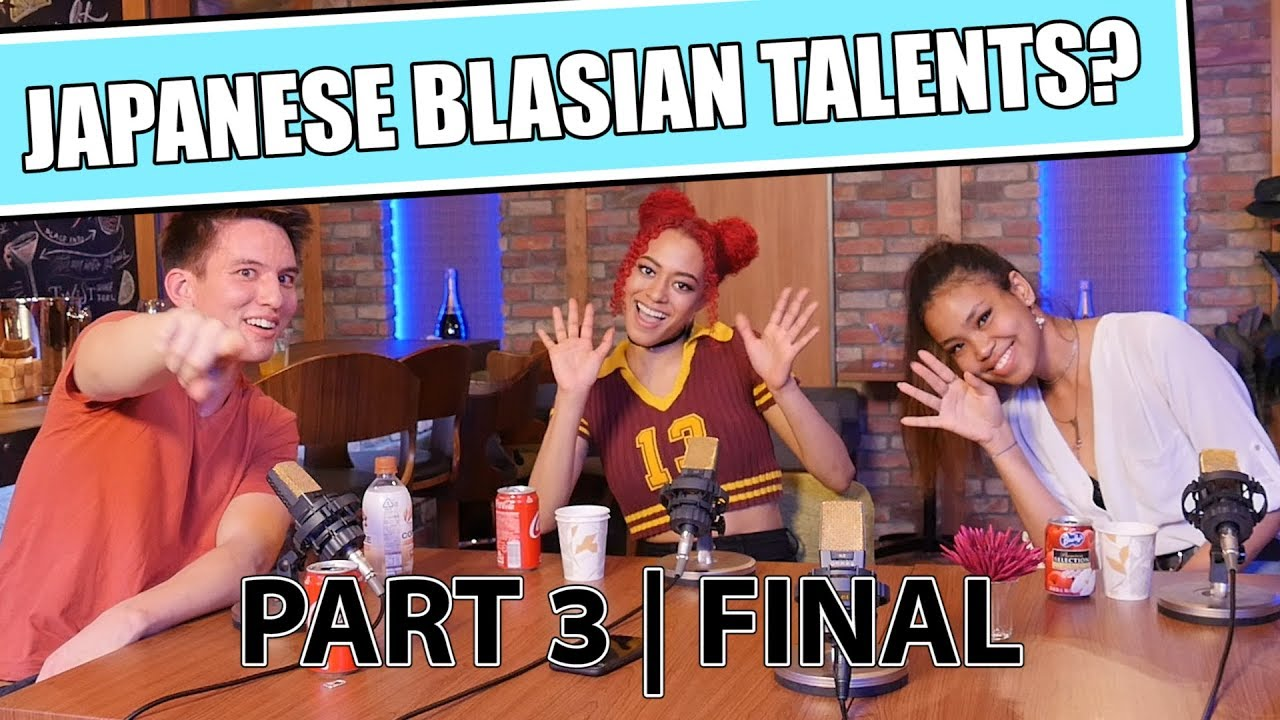 Life as a Half Japanese Person Part 3 | Blasian