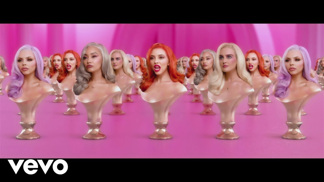 Little Mix – Bounce Back (Official Video)