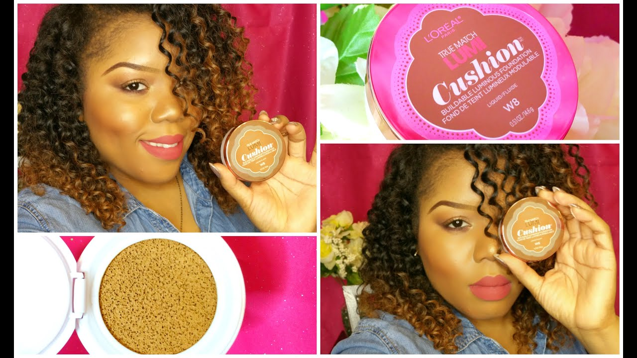 """L"""" Oreal True Match Lumi Cushion 