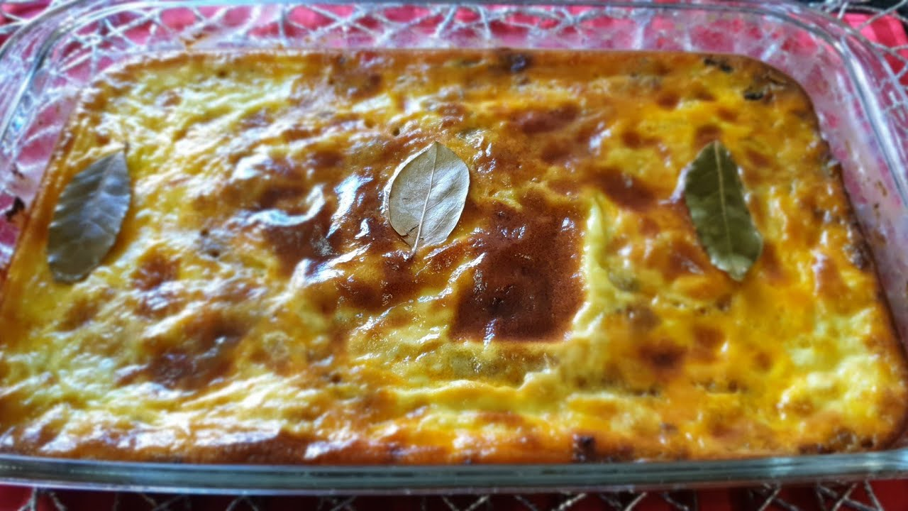 Making South African food – Bobotie recipe/How to make the