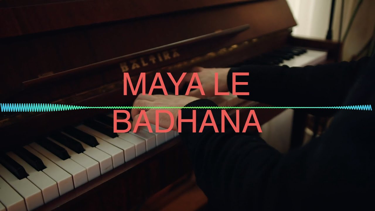 Mayale Badhana (New Nepali Pop/Neo Soul Song)