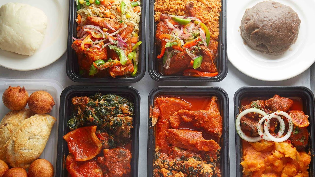 Meal Timetable Specially Made For You | African Food Time