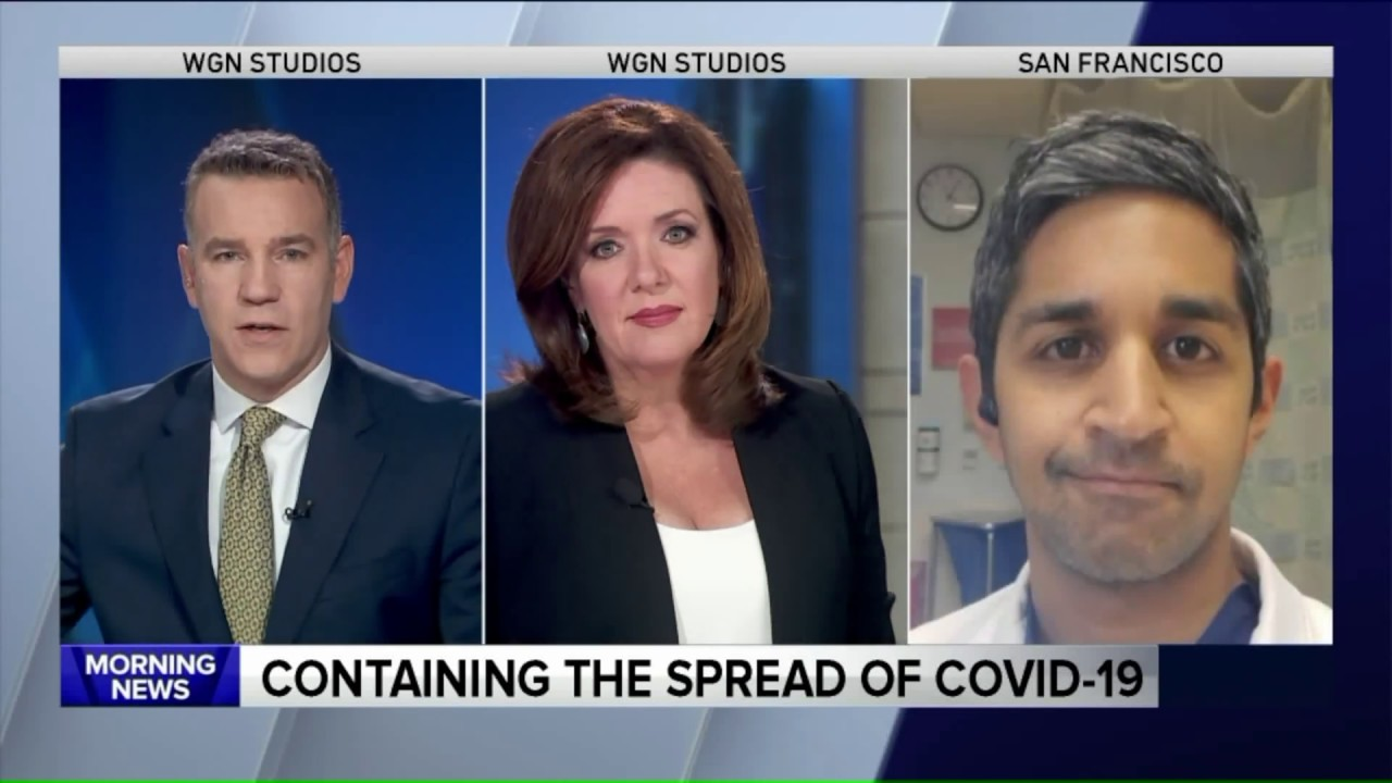 Medical analyst Dr. Alok Patel gives us the latest updates