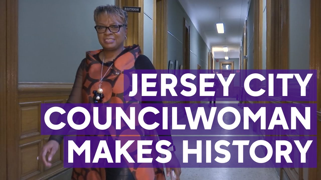 Meet Jersey City's first African American female council president
