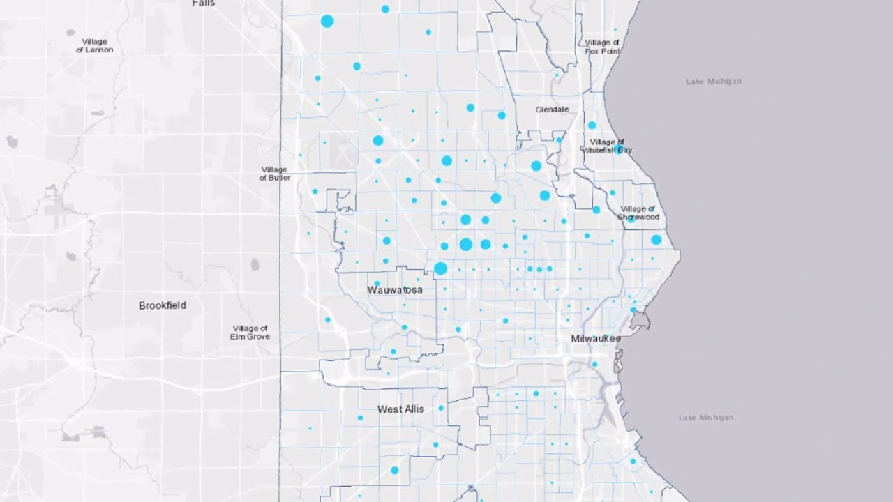 Milwaukee health officials target `mainly the African American community` to
