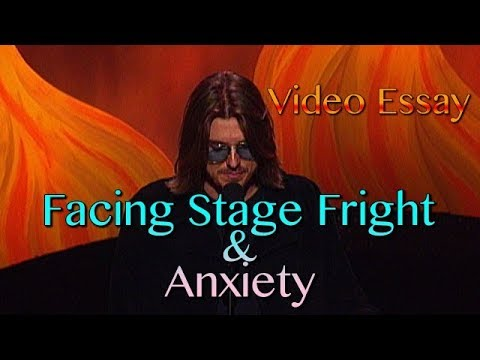 Mitch Hedberg: Battling Stage Fright as a Stand Up Comedian
