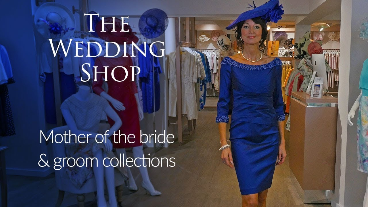Mother of the Bride & Groom Wedding Outfits