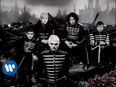 My Chemical Romance – Welcome To The Black Parade [Official