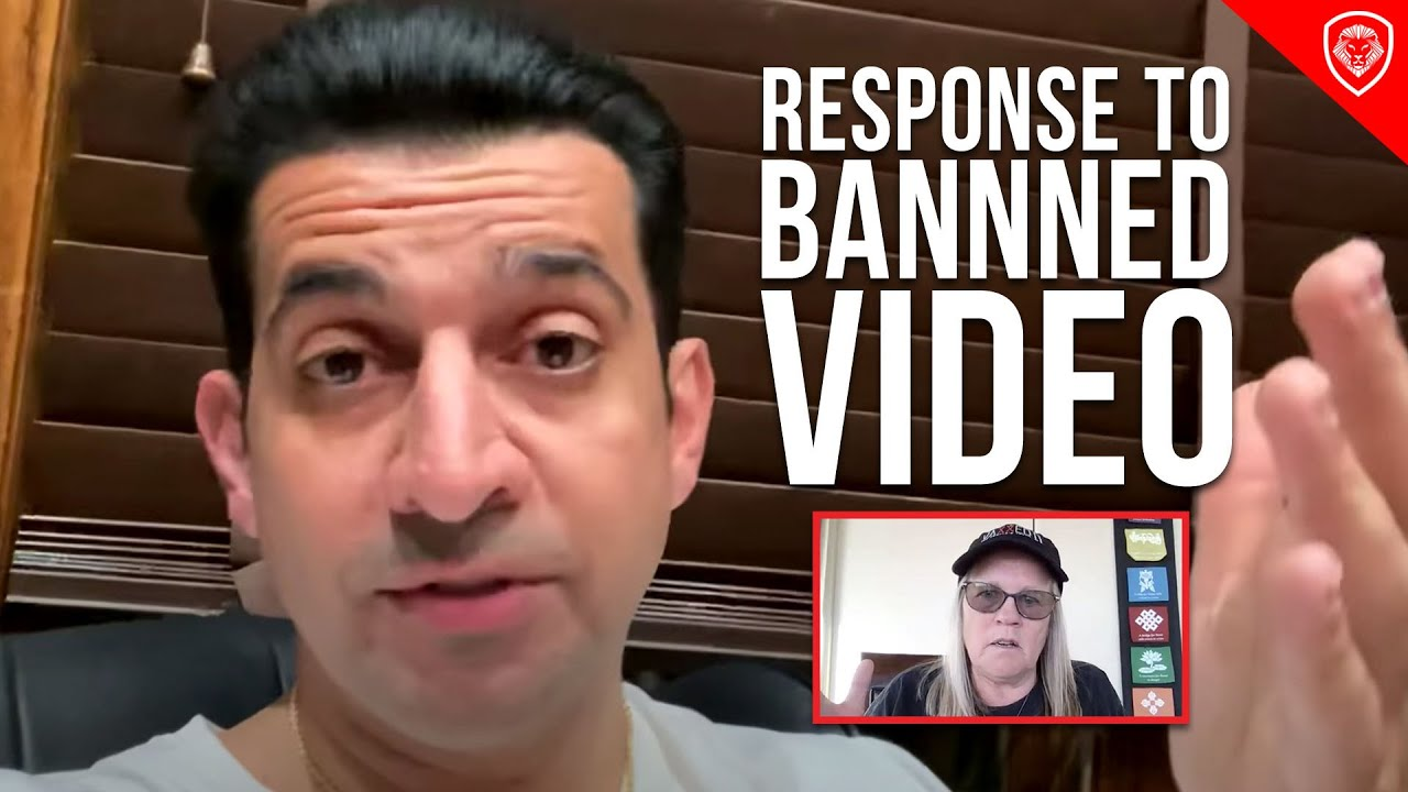 My response to Dr Judy Mikovits Video Banned by YouTube