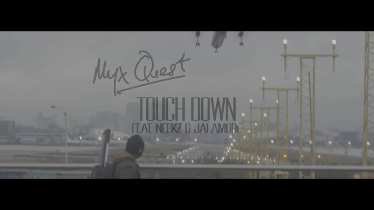 NEO SOUL 2017 | Myx Quest – Touch Down ft