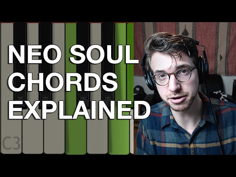 NEO SOUL CHORDS EXPLAINED