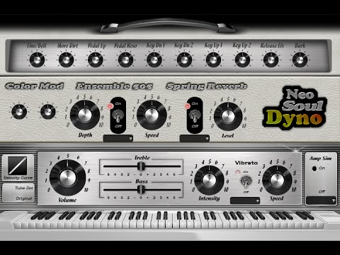 NEW Neo Soul Keys 4 0 Demo Video Part 1