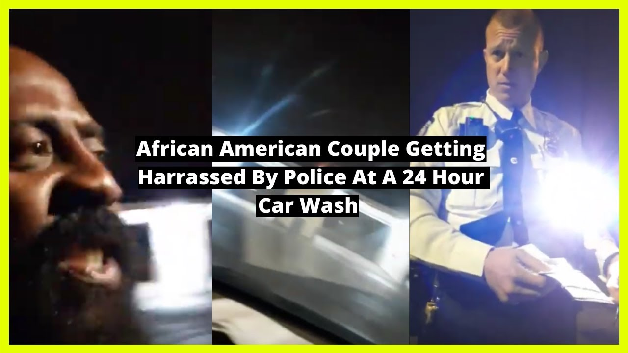|NEWS|African American Couple Getting Harassed By Columbus Police At A