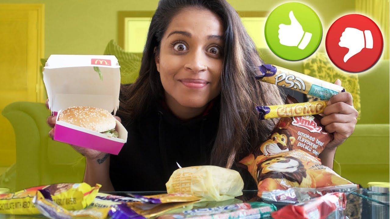 NORTH AMERICANS TRY SOUTH AFRICAN SNACKS