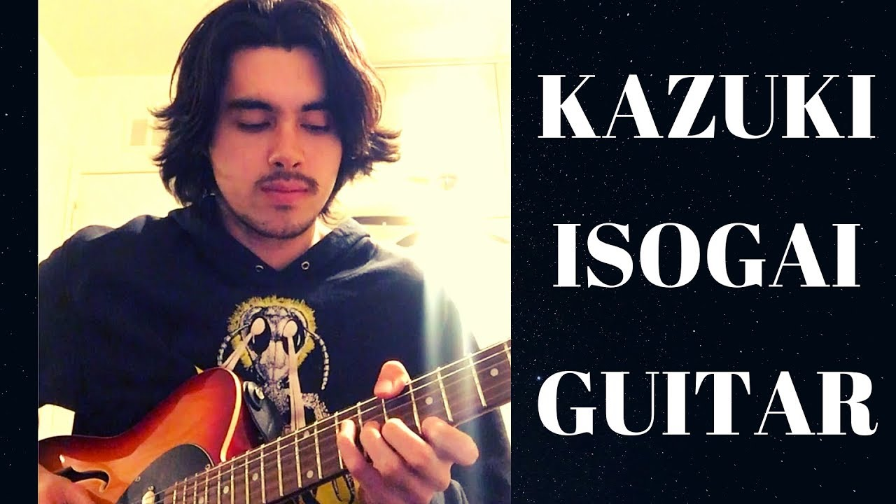 Neo Soul Funk Guitar (Kazuki Isogai Electric Cover) New R&B