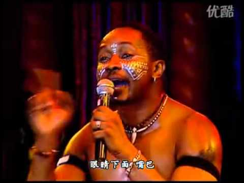 """(New Chinese Comedy 2012) Black Comedian In China """"Very Funny"""""""
