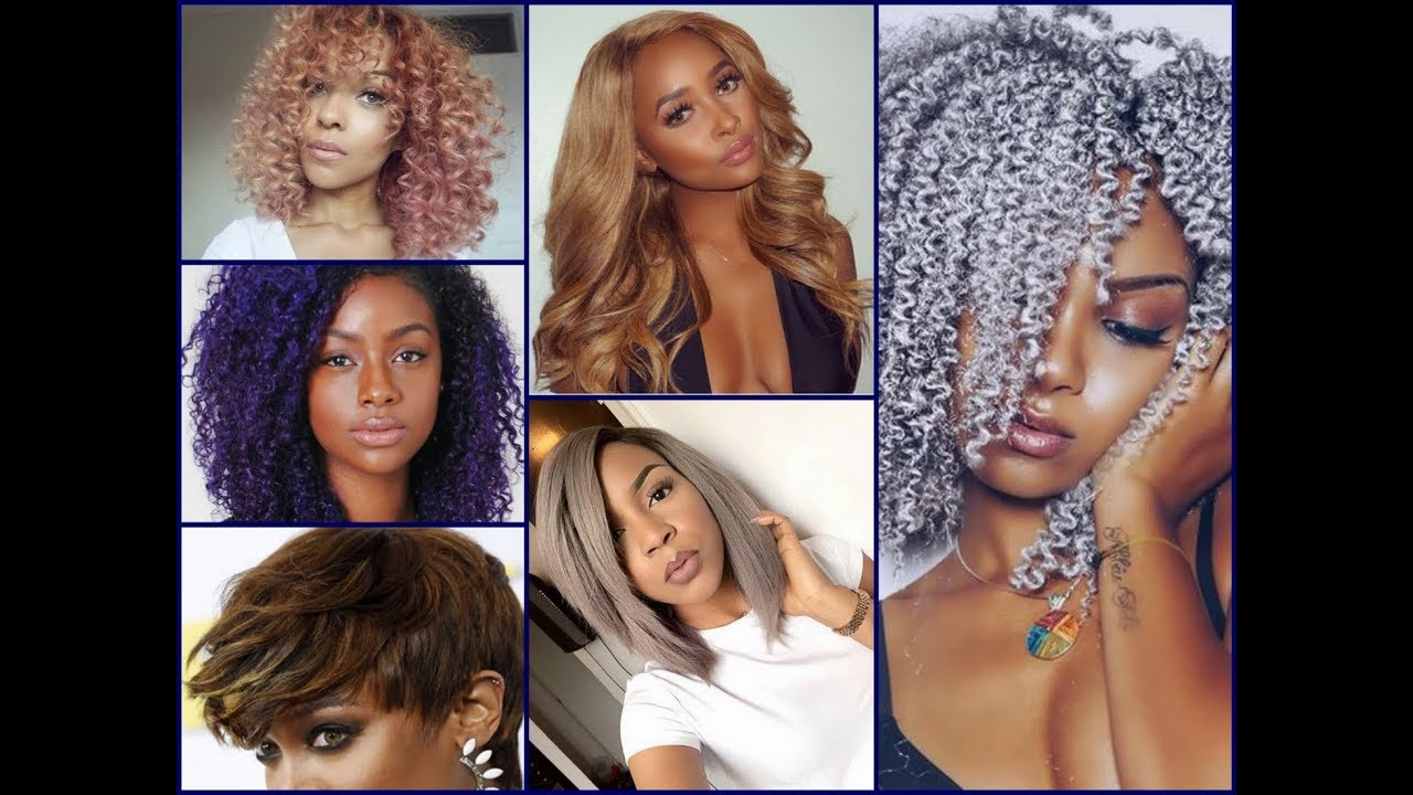 New Hair Color for African American Women – New Hair