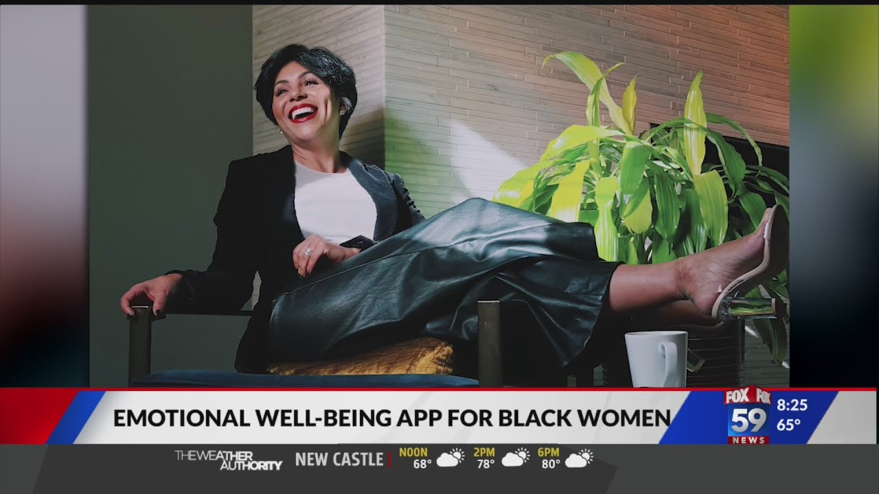 New emotional well-being app for African-American women