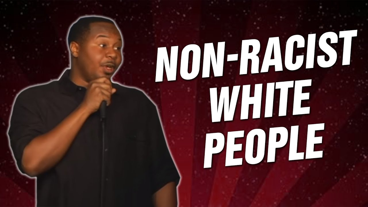 Non-Racist White People #BlackLivesMatter (Stand Up Comedy)