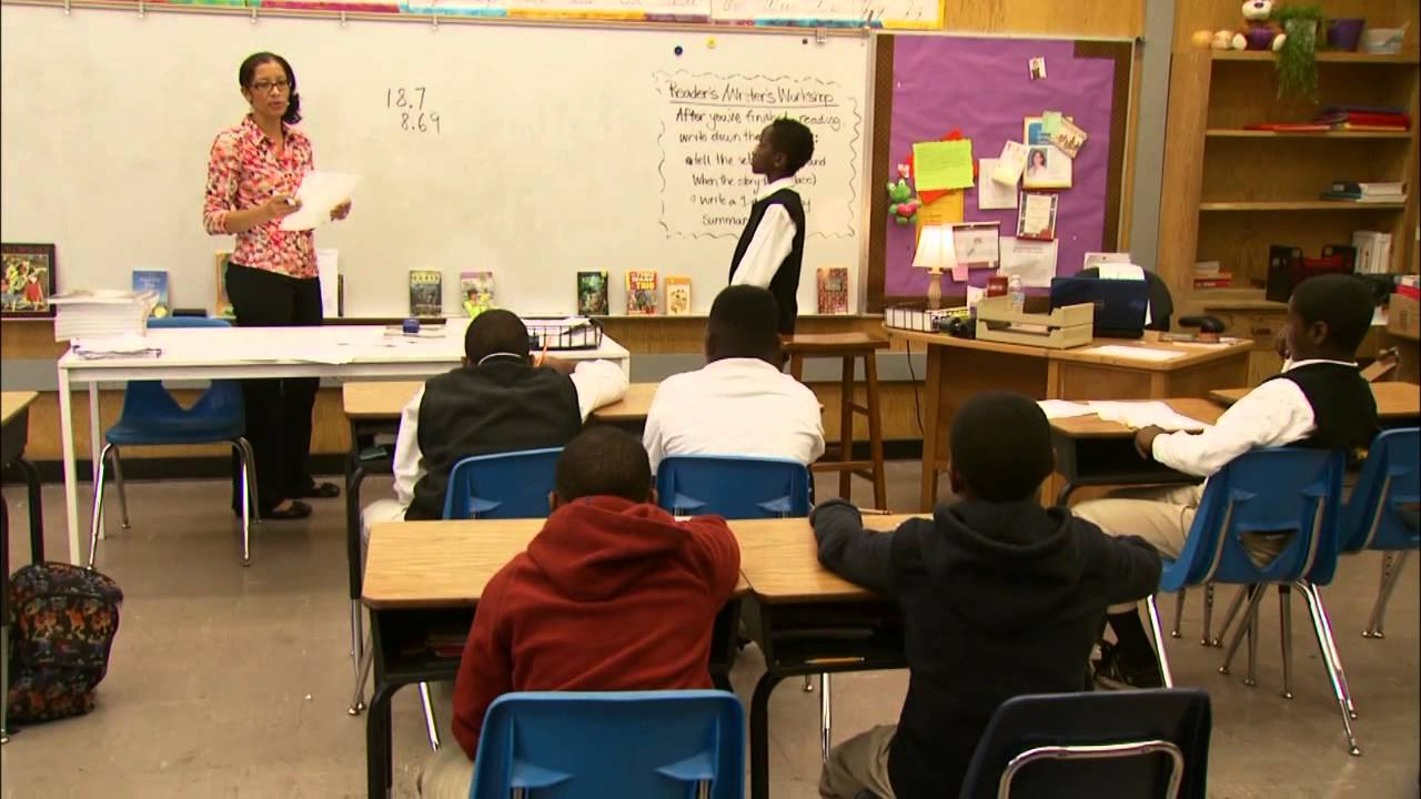 Oakland Tries to Even the Odds for African-American Boys