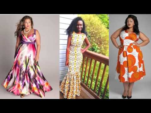 Plus Size African Trendy Dresses | African Fashion Wear And