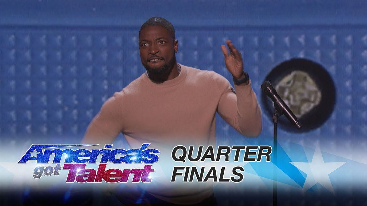 Preacher Lawson: Comedian Covers Clapping to Smartphones – America's Got