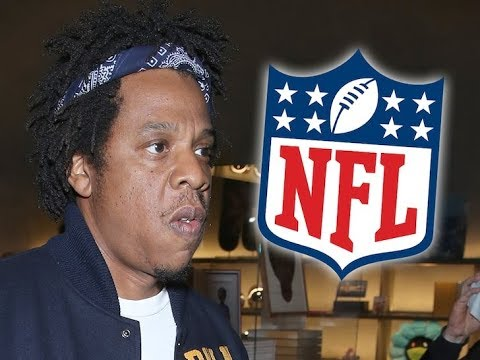 Red and Blue Pill – Jay-Z Partnering with NFL, Black