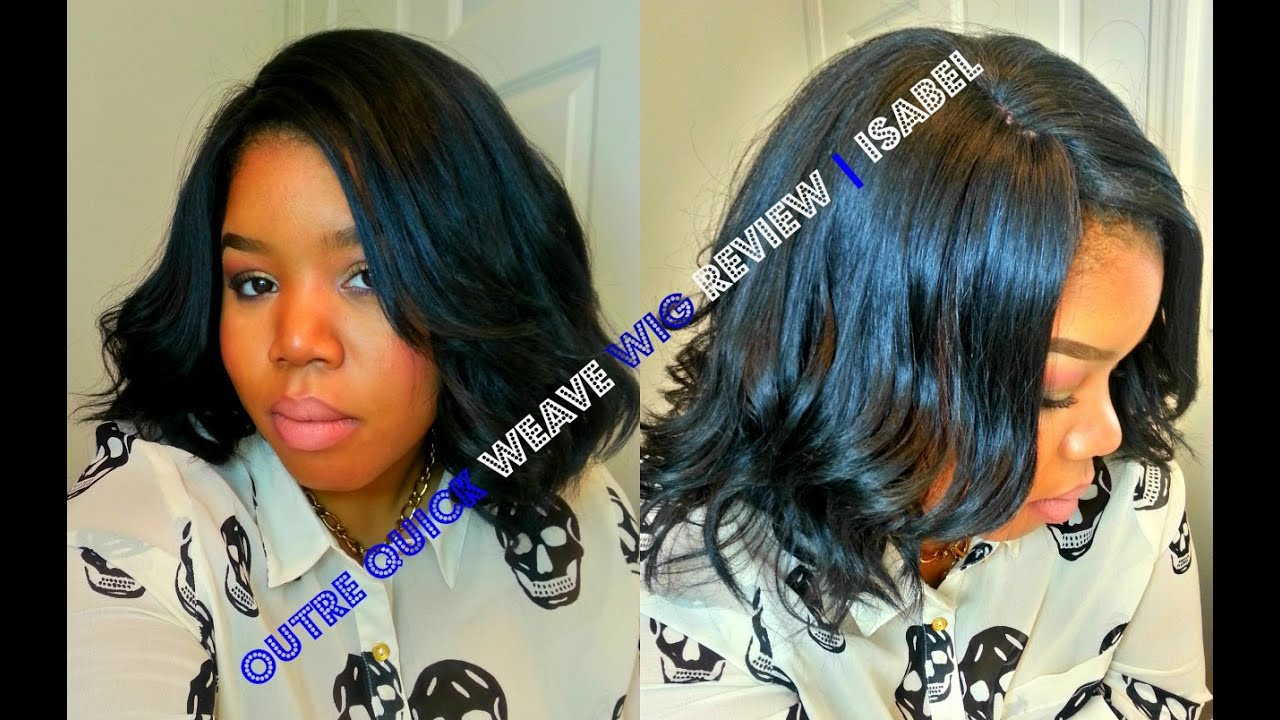 Review| Outre Isabel Quick Weave Wig