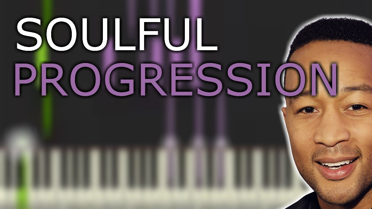 RnB / Neo Soul Piano Progression – Soulphonic – Synthesia