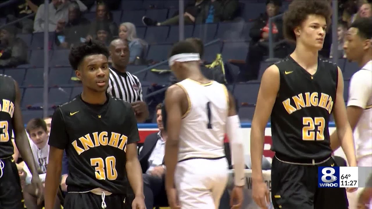 Rochester's black athletes refuse to 'shut up and dribble' –