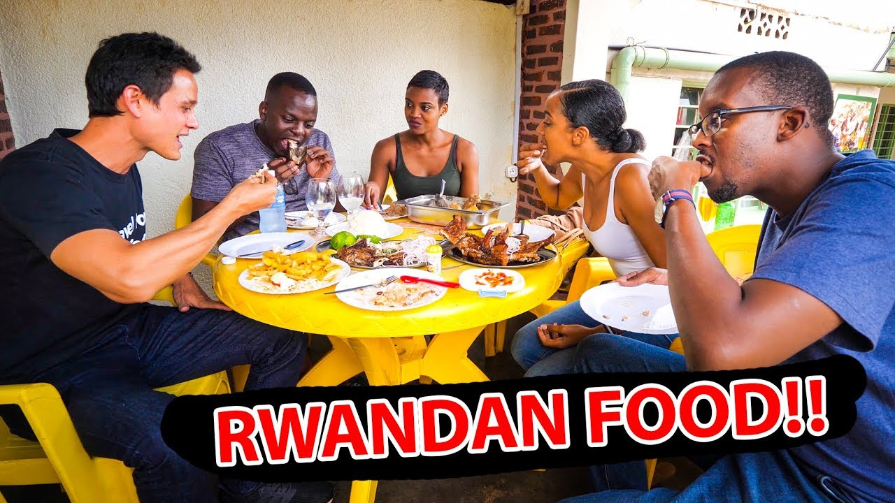 Rwandan Food Tour – MERCEDES BENZ of MEAT in Kigali,