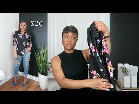 SPRING FASHION TRENDS | AFFORDABLE CLOTHING HAUL