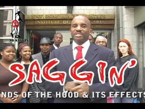 Saggin: Fashion Event at the National Black Theater of Harlem