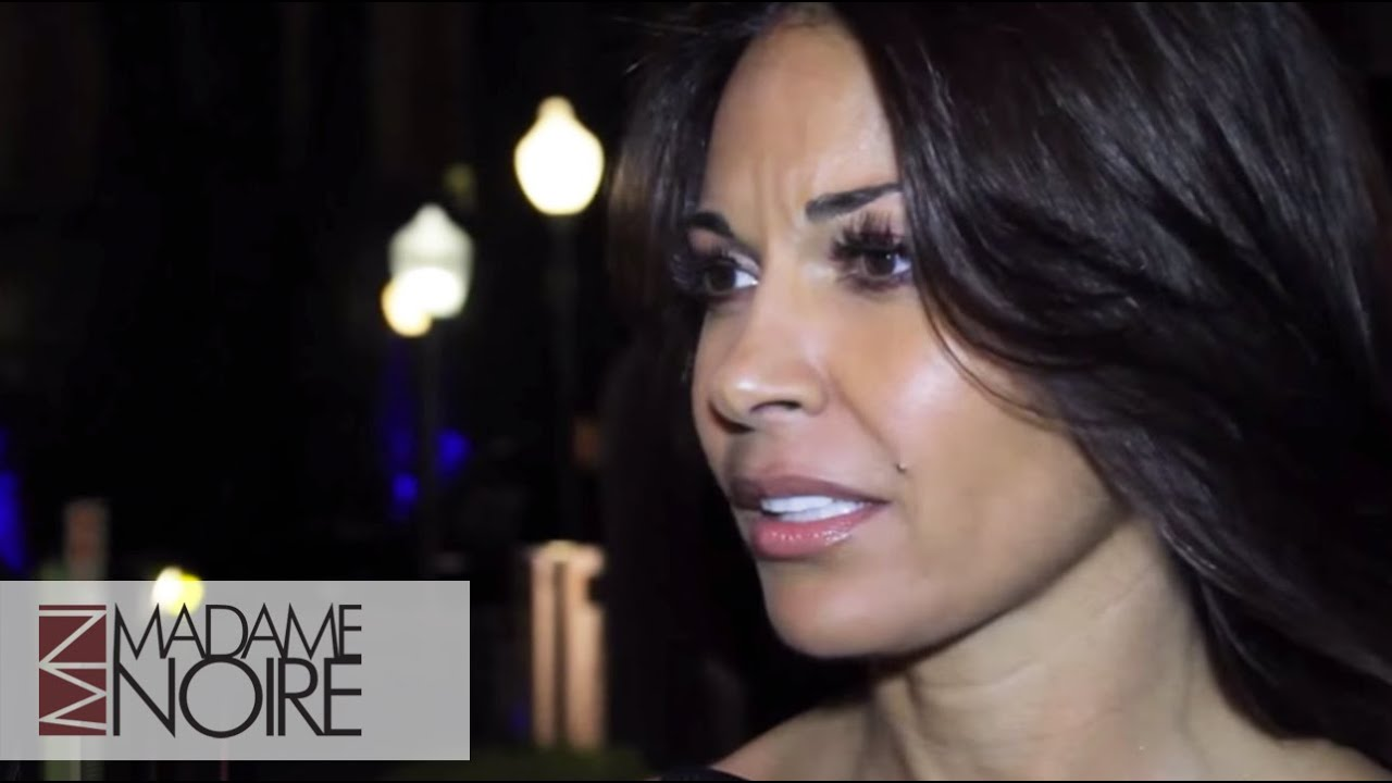 Salli Richardson-Whitfield Discusses African American Women In The Film Industry