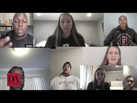 San Diego State student athletes react to the Black Lives
