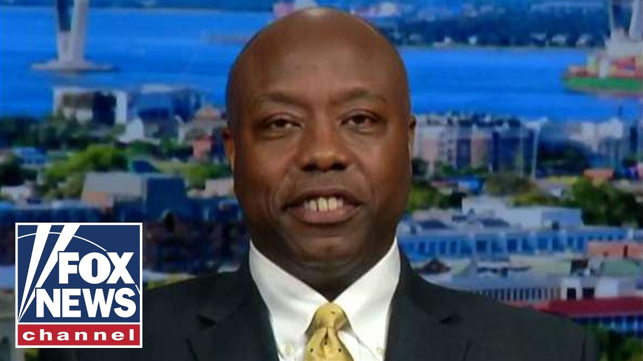 Sen. Scott says Dems are trying to 'dupe African-American voters'