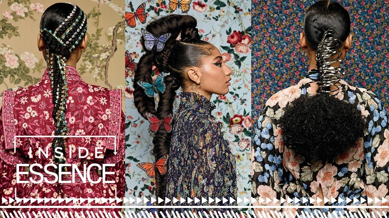 Set Trends In These Statement Ponytails | Inside Essence |