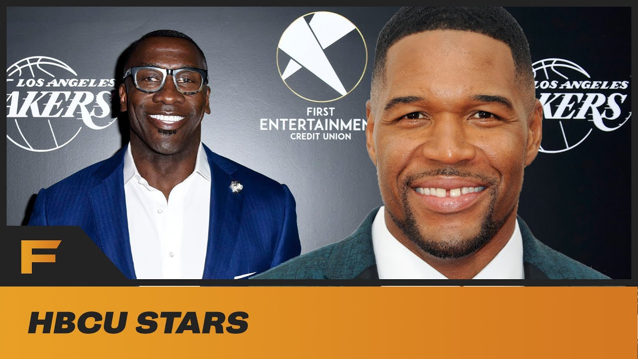 Shannon Sharpe, Michael Strahan, Mikey Williams & Other Star NFL