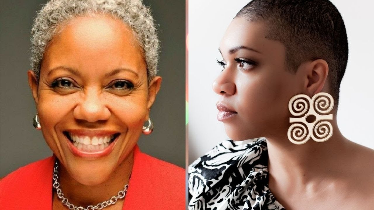 Short Hairstyles For Black Women Over 50   Short Natural