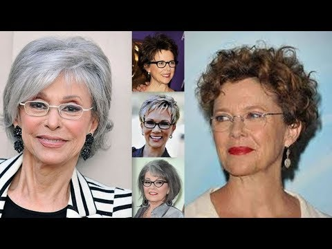 Short Hairstyles and Haircuts in 2018 for Older Women with