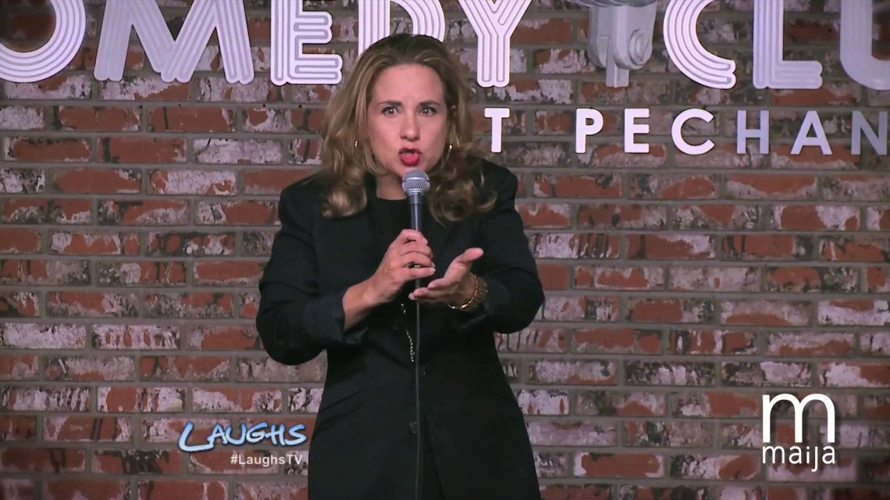 "Stand-Up Comedian Maija DiGiorgio on ""How Italians Test Other Italians"""
