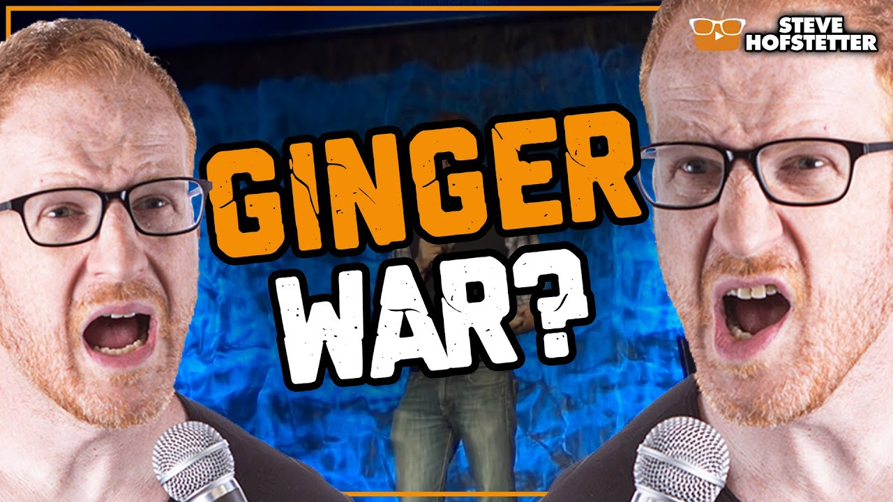 Stand-Up Comedian Owns Ginger Heckler for 9 Full Minutes (HD)