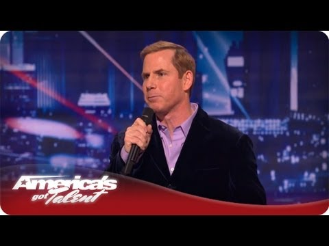 Stand-up Comedian Tom Cotter – America's Got Talent Season 7