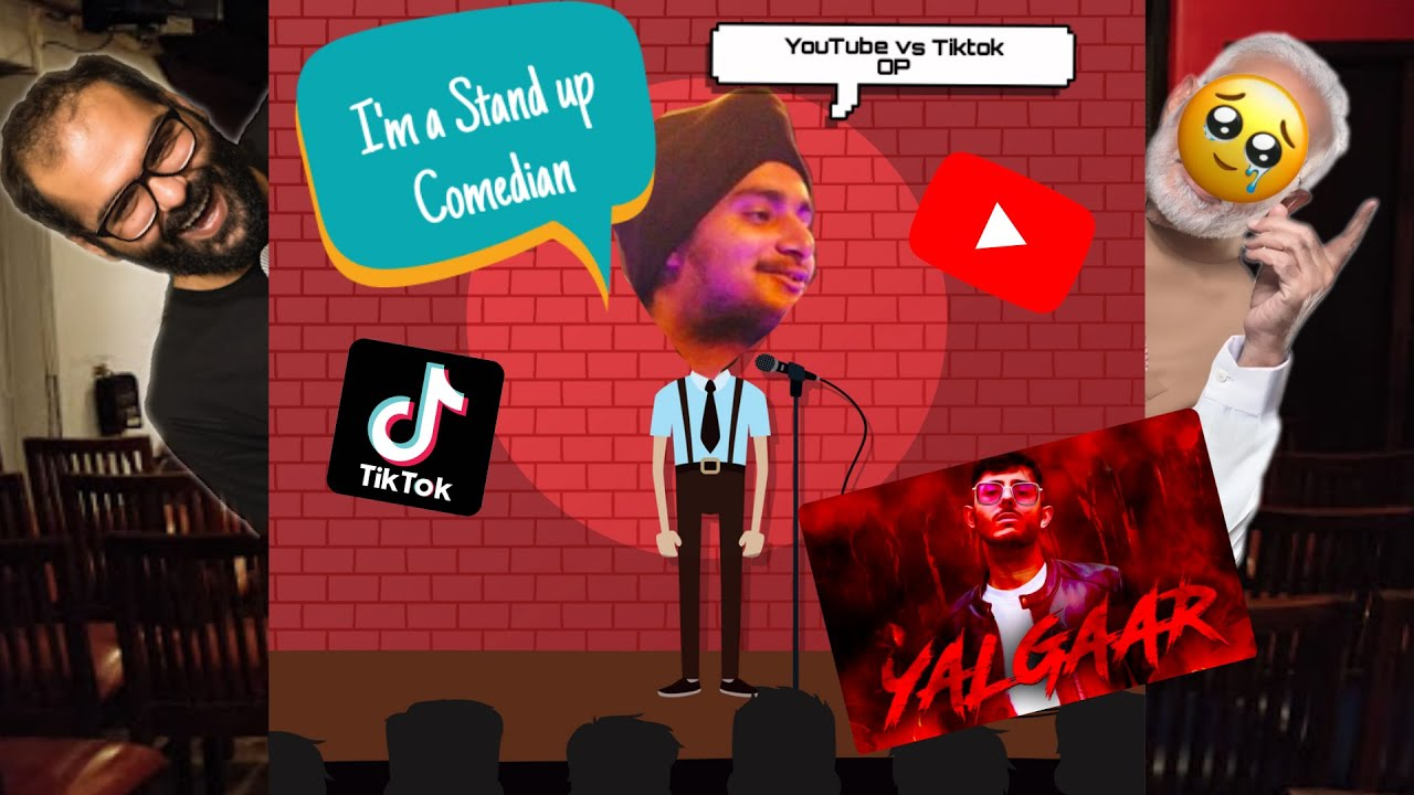 Stand up Comedian's opinion on Kunal Kamra's roast of Carryminati