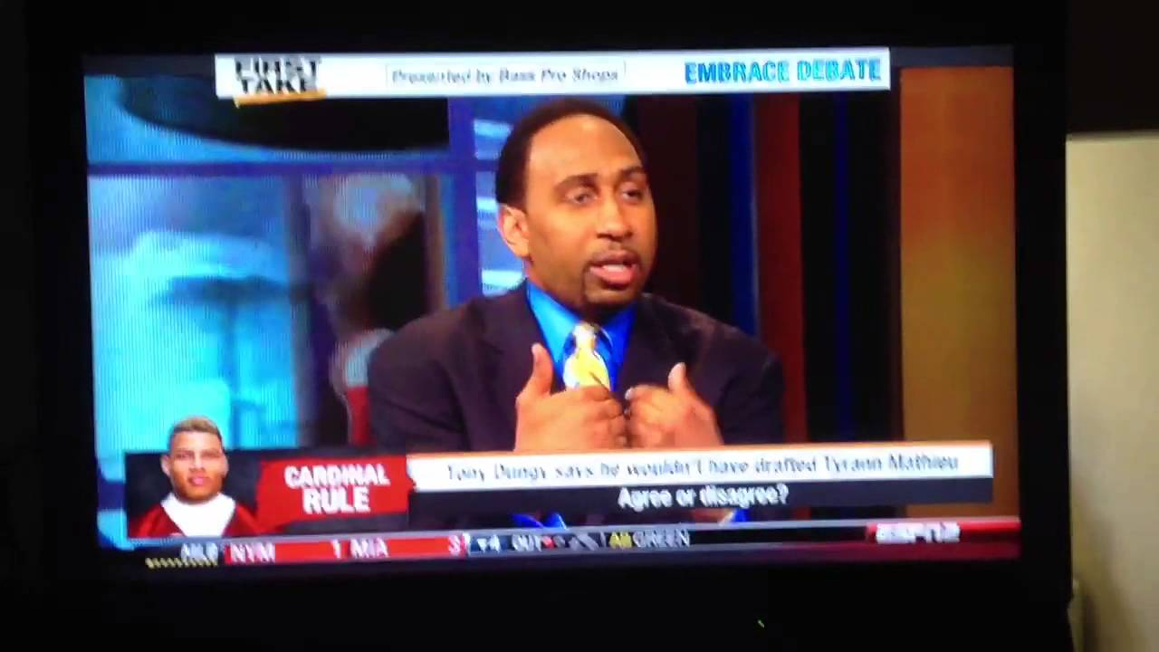 Stephen A. Smith on African-American youth and marijuana