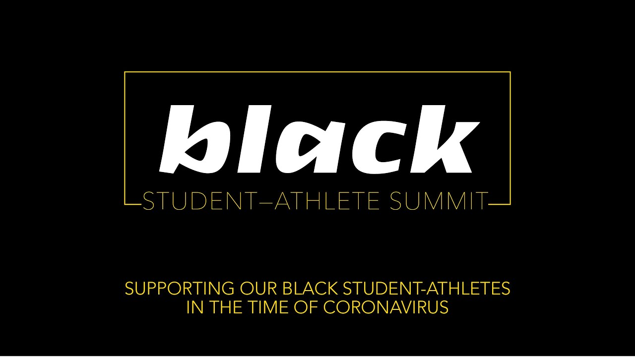 Supporting Our Black Student-Athletes In The Time Of Coronavirus