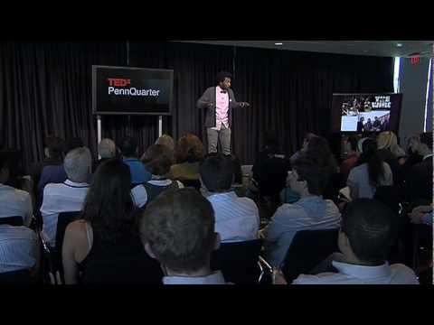 TEDxPennQuarter – Seaton Smith – Reinventing the Black Comedian