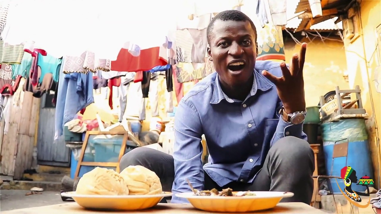 THE ULTIMATE KENKEY FOOD TOUR IN JAMES TOWN,BRITISH ACCRA |