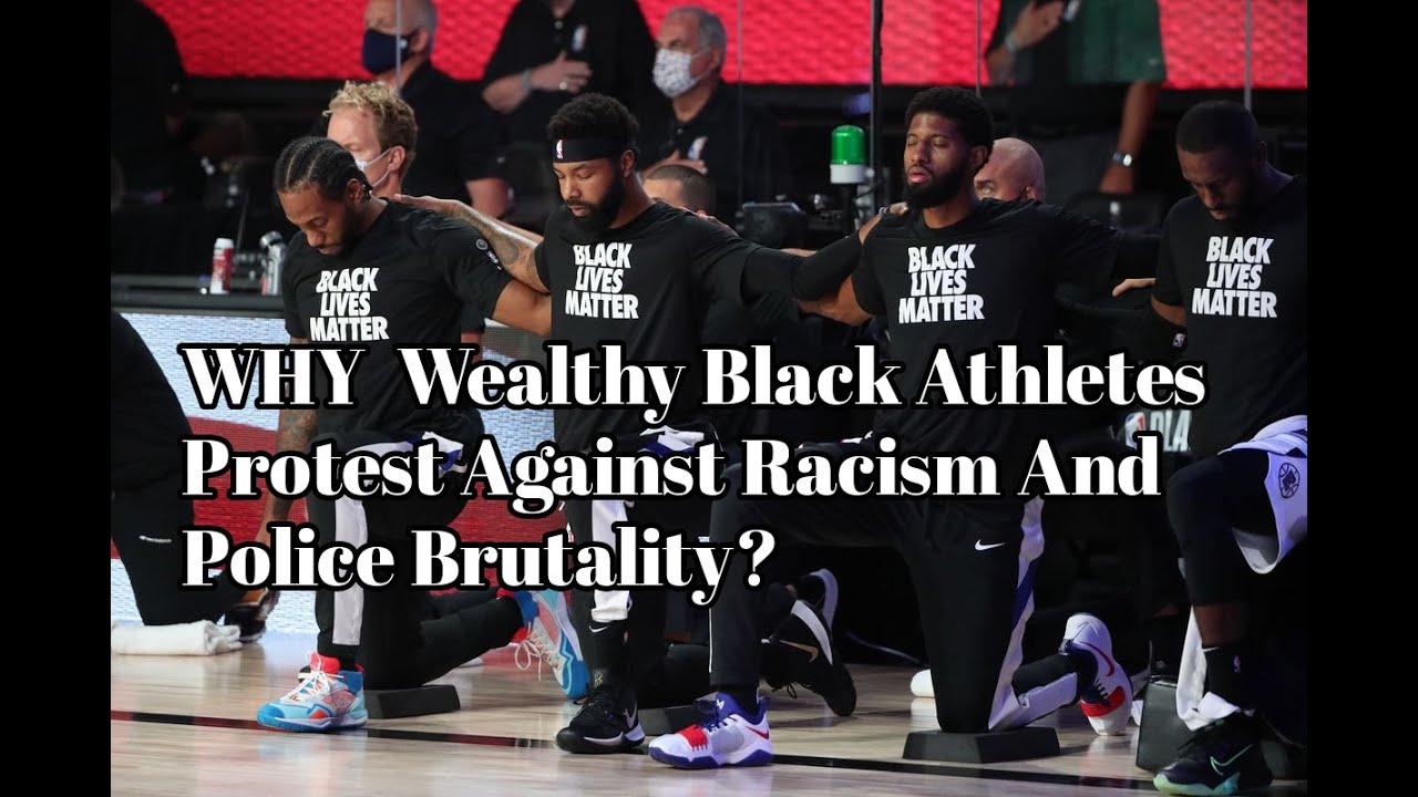 TYT Explains Why Wealthy Black Athletes Boycott Against RACISM and