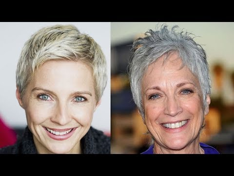 The Best Short Hairstyles and Haircuts for Older Women: 20